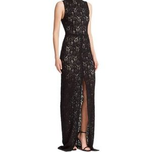Alice and Olivia Gisela Lace Dress